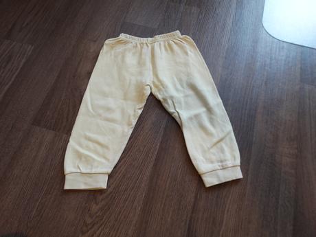 Kalhoty k pyžamu, 80