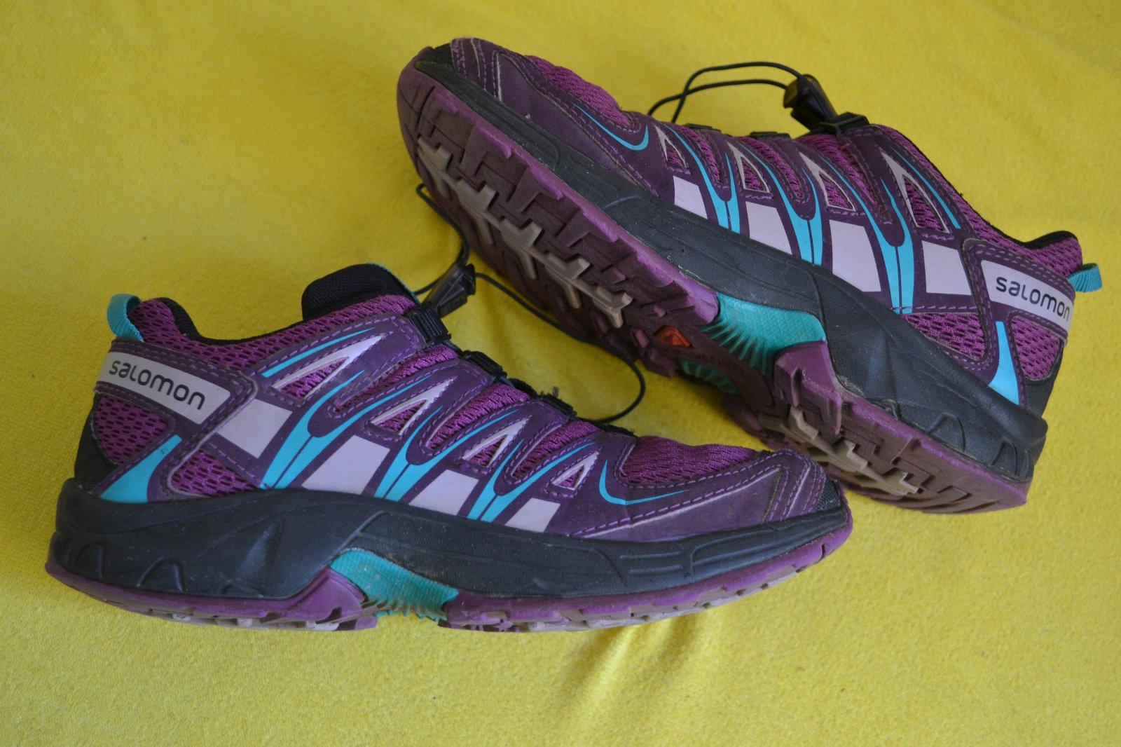 Sportovní boty salomon 80076367974
