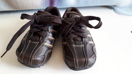 Frajerské botky pro malé pány, skechers,21