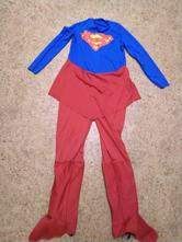 Kostým supermanka, m
