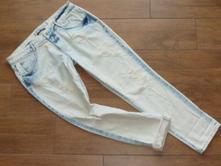 Boyfriend - dámské - trhané džíny - vel.40, zara,40