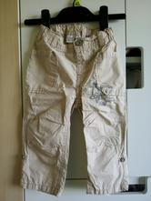 Nenošené plátěné kalhoty ergee vel. 86, ergee,86