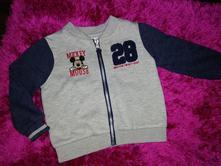 Mickey mikina 80-86, disney,80