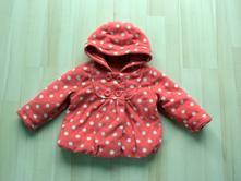 Flísová kabátek - bundička, george,80