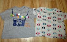 Set triček, f&f,74
