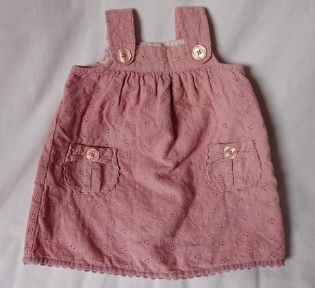 Manšestrová madeirová šatová sukně, 74