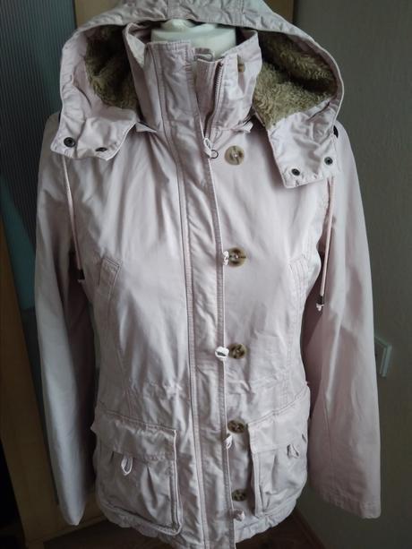 Dámská zimní bunda h&m, h&m,l