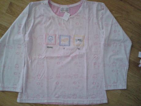 Růžové tričko milé, 140