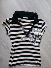 Tričko s límečkem, fishbone,xs