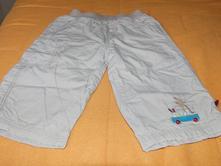 Neutr. kalhoty vel.9-12m, mothercare,80