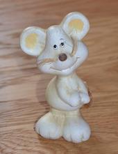 Myš - dekorace,