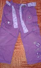 Fialové kalhoty, dopodopo,86