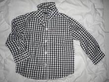 Kostkatá košile, george,104