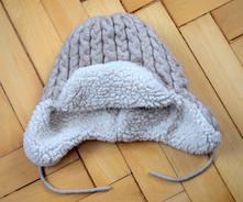 Zimní čepice, vel.86, c&a,86
