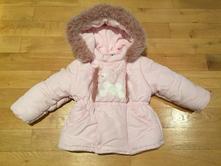 Zimní bunda vel. 80, baby club,80