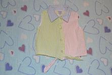 Plátěná bavlněná košile, 80