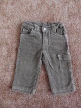 Manšestrové kalhoty, coccodrillo,80