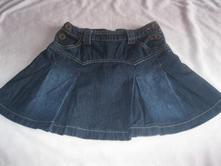 Riflová sukně, next,116