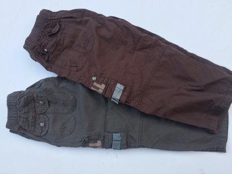 Kalhoty pro dvojčata č.188, 104
