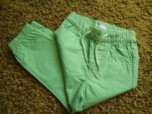 """Plátěné kalhoty zn. """"pepčo """" vel. """"92"""", pepco,92"""