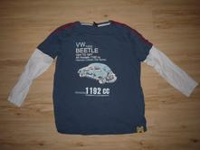 Chlapecké triko s autem, next,152