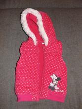 Teplá zimní vesta, disney,86