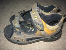 Kožené sandály ecco vel 29, stélka 18,5cm, ecco,29