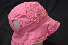 Letní klobouček na zavazování,i pro nejmenší, 68 - 98