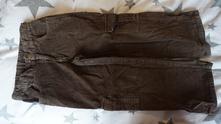 Manšestrové kalhoty kapsáče, vel. 6 let122 gymbore, gymboree,122