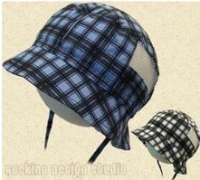 Letní čepice, klobouk, 650_9917, rockino,80 - 128