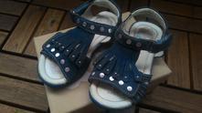Letní celokožené sandálky primigi vel. 25, primigi,25