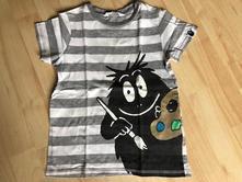 Bavlněné triko s krátkým rukávem, h&m,104