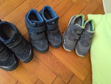 1x celoroční boty s gore-tex,, superfit,33