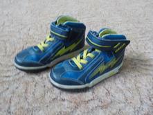 Blikací boty, geox,32