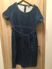 Riflové šaty, m