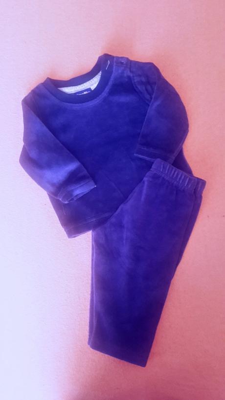 Set svetřík a kalhoty , 62