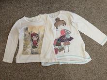 2 ks triček, pepco,116