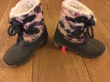 Zimní boty sněhule, lupilu,25