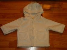 Kabát- bunda pro holku vel.80 zn. cherokee, cherokee,80
