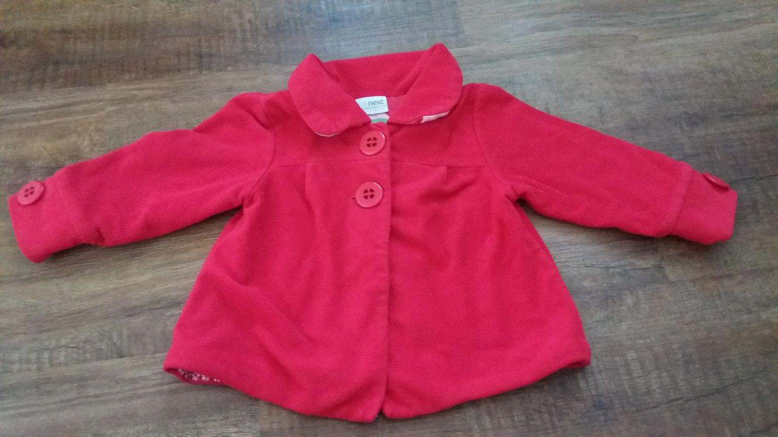 Červený kabátek next ad12683468