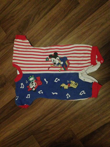 Overal mickey, 80