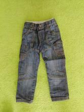 Džíny podšité bavlnou, f&f,116
