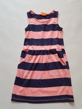 Pruhované šaty, next,116
