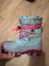 Zimní nepromokavé boty s kožíškem, lupilu,26