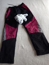 Sofšílové kalhoty grace, 140