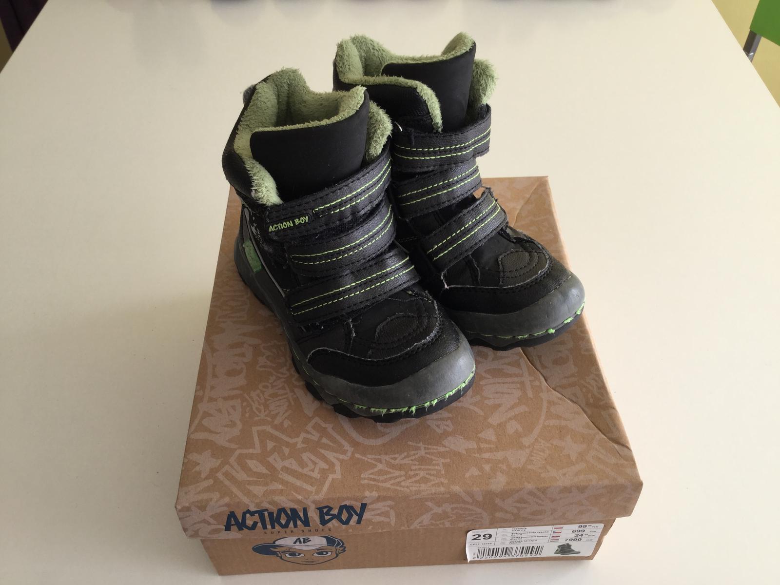 Zimní boty ccc 1b1cbbde93