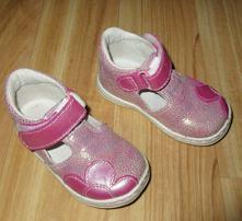 Celokožené sandále, pegres,20