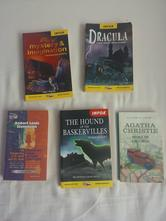Knihy v anglinštině,
