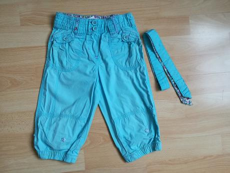 3/4 kalhoty & kraťasy palomino vel. 110, palomino,110