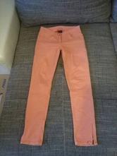 Oranžové kalhoty, takko,38